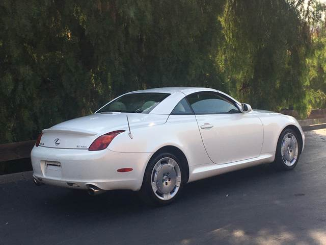 2005 Lexus SC 430 for sale at Auto Gallery in Hayward CA
