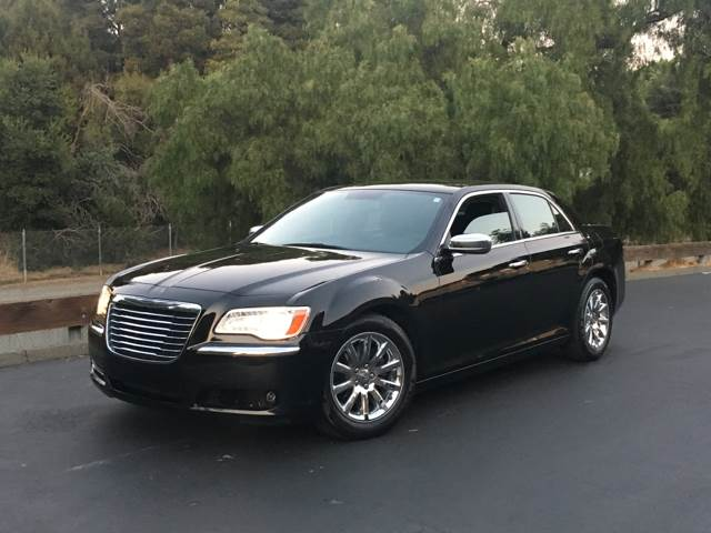2012 Chrysler 300 for sale at Auto Gallery in Hayward CA