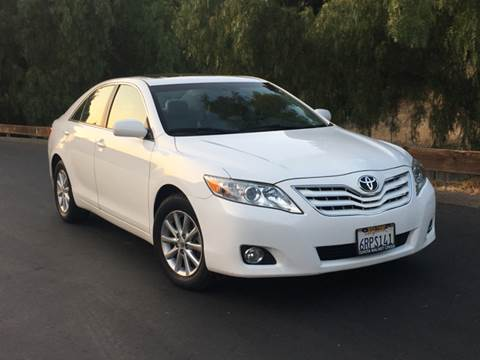 2011 Toyota Camry for sale at Auto Gallery in Hayward CA
