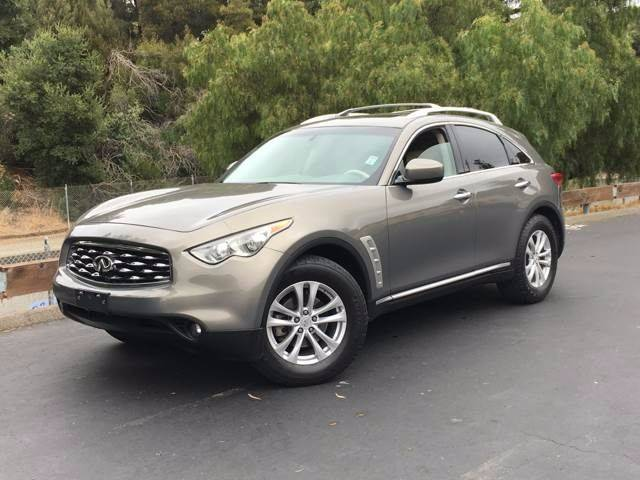 2009 Infiniti FX35 for sale at Auto Gallery in Hayward CA