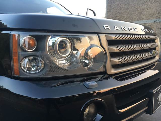 2008 Land Rover Range Rover Sport for sale at Auto Gallery in Hayward CA