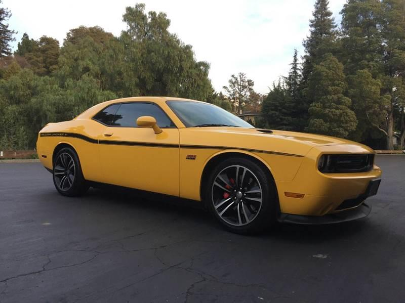 2012 Dodge Challenger for sale at Auto Gallery in Hayward CA