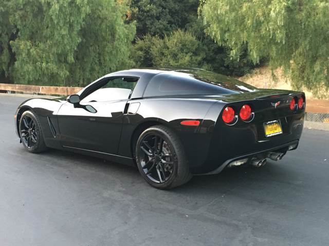 2011 Chevrolet Corvette for sale at Auto Gallery in Hayward CA