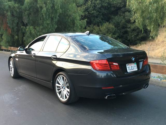 2011 BMW 5 Series for sale at Auto Gallery in Hayward CA