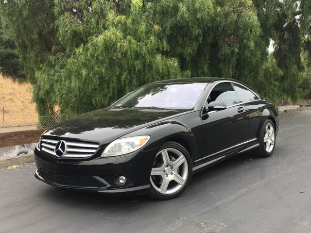 2008 Mercedes Benz CL Class For Sale At Auto Gallery In Hayward CA