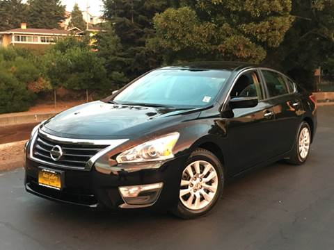 2013 Nissan Altima for sale at Auto Gallery in Hayward CA