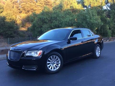 2013 Chrysler 300 for sale at Auto Gallery in Hayward CA