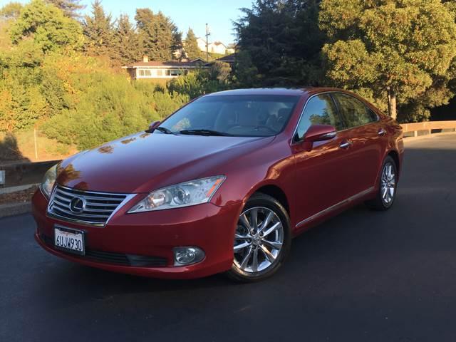 2011 Lexus ES 350 for sale at Auto Gallery in Hayward CA