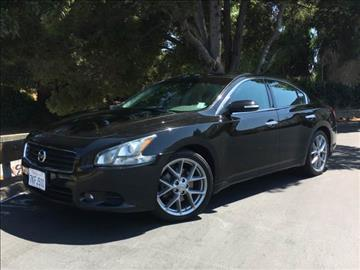 2011 Nissan Maxima for sale at Auto Gallery in Hayward CA