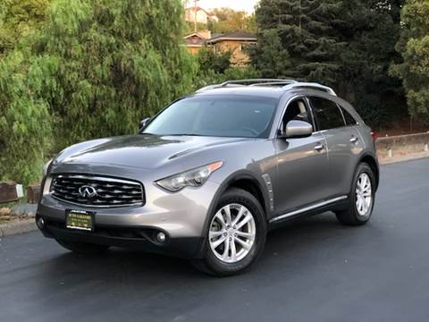 2011 Infiniti FX35 for sale at Auto Gallery in Hayward CA