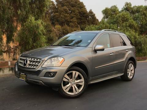 2010 Mercedes-Benz M-Class for sale at Auto Gallery in Hayward CA