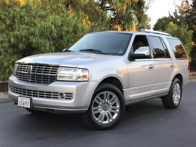 2011 Lincoln Navigator for sale at Auto Gallery in Hayward CA