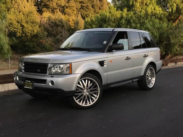 2008 Land Rover Range Rover Sport HSE In Hayward CA - Auto Gallery