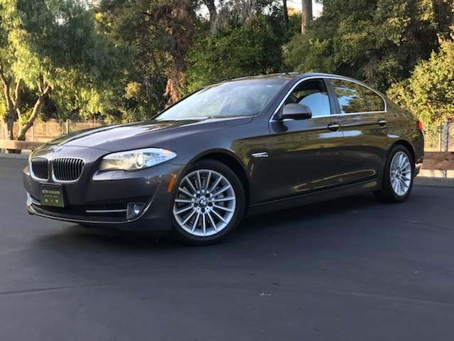 2011 BMW 5 Series 528i In Hayward CA - Auto Gallery