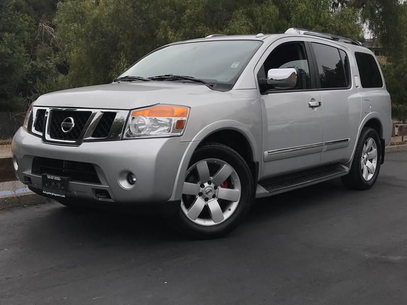 2010 Nissan Armada Titanium In Hayward Ca Auto Gallery