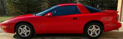 1995 Pontiac Firebird for sale in Mansfield, OH