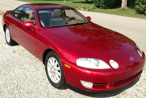 1992 Lexus SC 400 for sale in Mansfield, OH