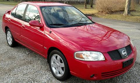 2006 Nissan Sentra for sale in Mansfield, OH