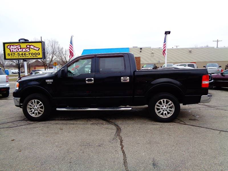 2006 Ford F 150 Xlt 4dr Supercrew 4wd Styleside 55 Ft Sb In Howell
