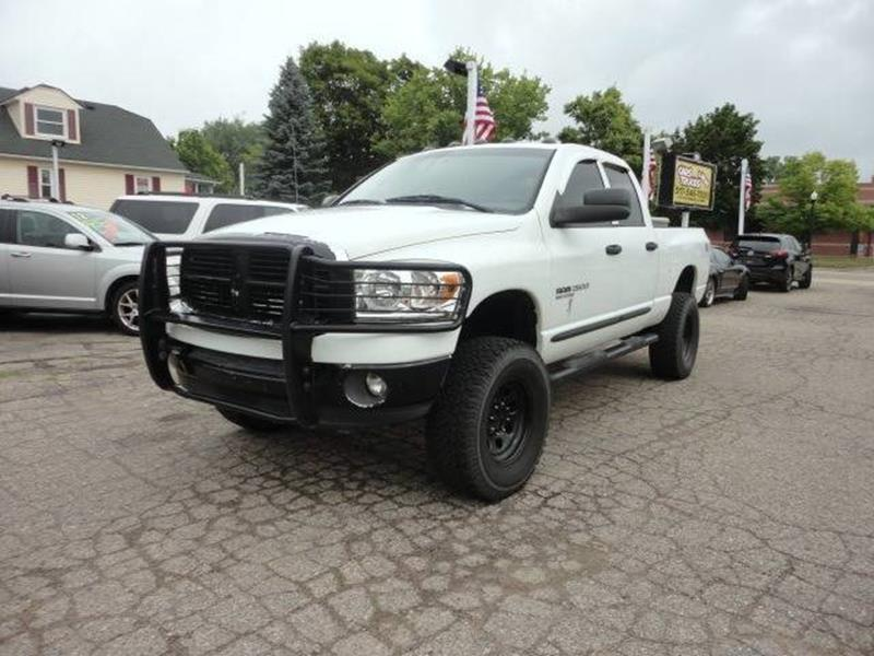 2006 Dodge Ram Pickup 2500 4x4 ST 4dr Quad Cab 6.3 ft. SB ...