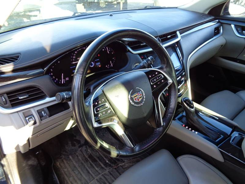 2013 Cadillac Xts Luxury Collection 4dr Sedan In Howell MI ...