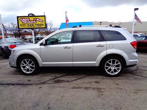 2012 Dodge Journey for sale in Howell, MI
