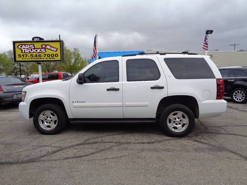 2007 Chevrolet Tahoe LS 4dr SUV 4WD In Howell MI - Cars ...