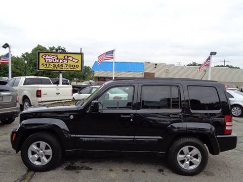 2010 Jeep Liberty for sale in Howell, MI