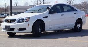 2013 Chevrolet Caprice for sale in Howell, MI
