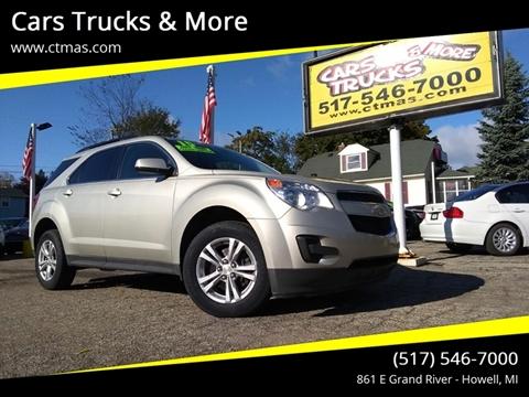 2015 Chevrolet Equinox for sale in Howell, MI