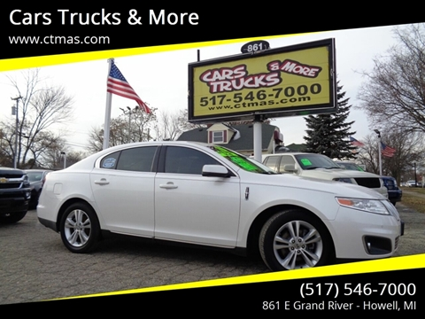 2010 Lincoln MKS for sale in Howell, MI