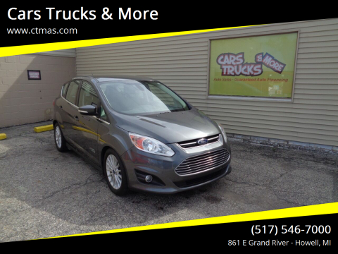 2015 Ford C-MAX Energi for sale at Cars Trucks & More in Howell MI