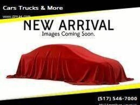 2013 Lincoln MKZ for sale at Cars Trucks & More in Howell MI