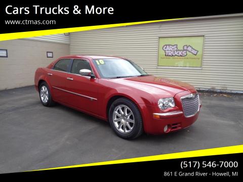 2010 Chrysler 300 for sale at Cars Trucks & More in Howell MI