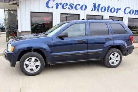 2006 Jeep Grand Cherokee for sale in Cresco, IA