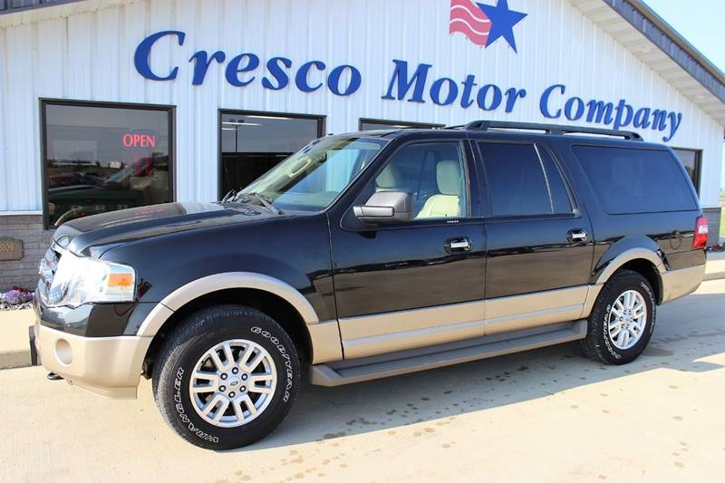 Ford Expedition El For Sale At Cresco Motor Company In Cresco Ia