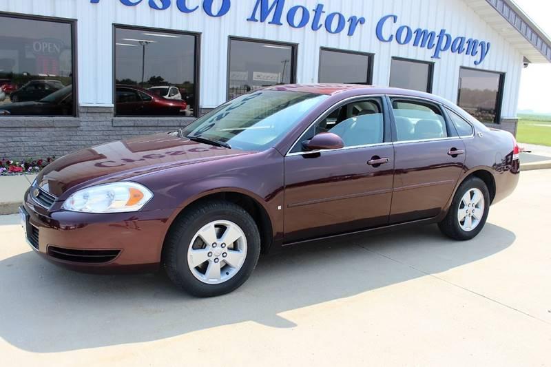 2007 Chevrolet Impala For Sale At Cresco Motor Company In Cresco IA