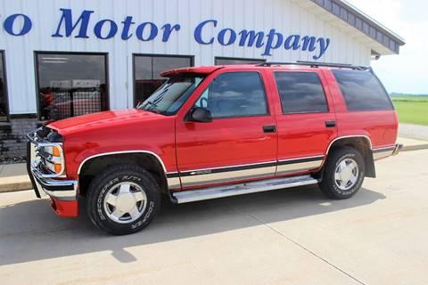 1997 Chevrolet Tahoe for sale in Cresco, IA
