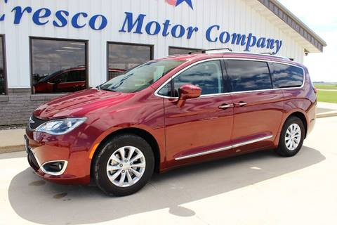 2018 Chrysler Pacifica for sale in Cresco, IA