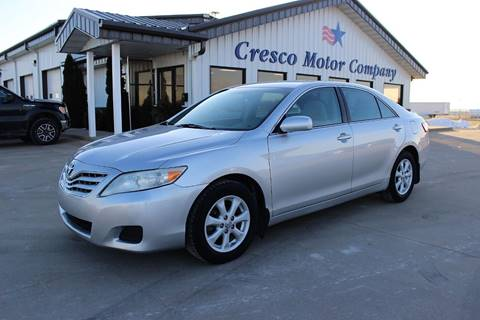 2010 Toyota Camry for sale in Cresco, IA