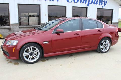 2009 Pontiac G8 for sale in Cresco, IA