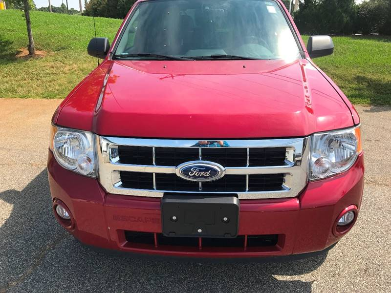 2011 Ford Escape XLT 4dr SUV - Statesville NC