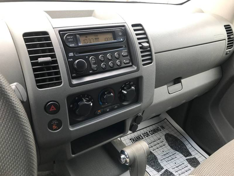 2005 Nissan Frontier CREW CAB LE - Statesville NC