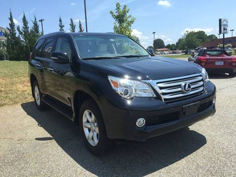 2010 Lexus GX 460 for sale at Bill Henderson Auto Group Inc in Statesville NC
