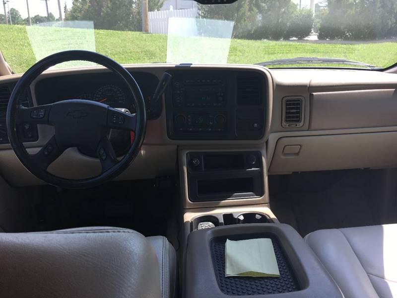 2006 Chevrolet Suburban 1500 - Statesville NC