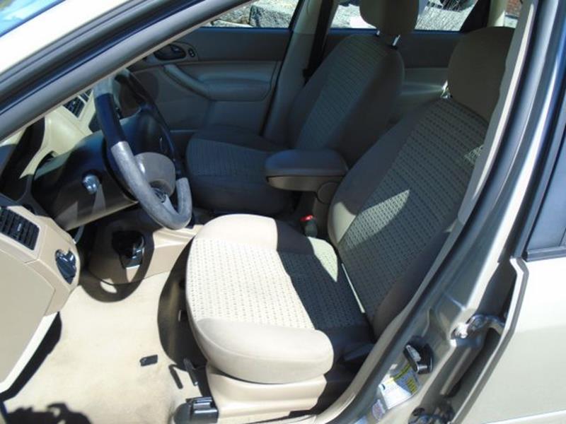 2007 Ford Focus SE Sedan 4D - Seattle WA