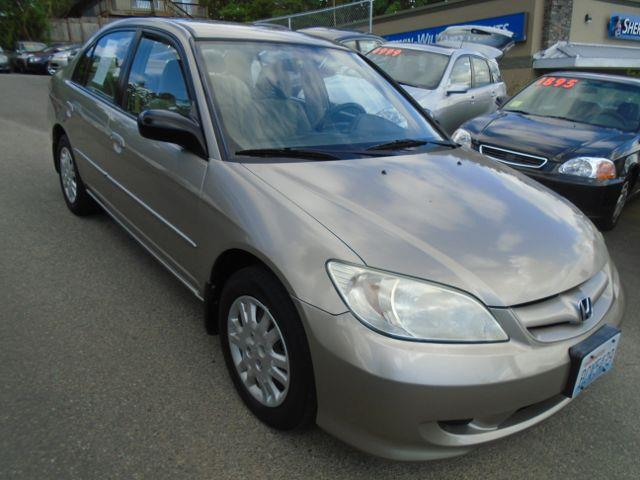 2004 Honda Civic LX 4dr Sedan - Seattle WA