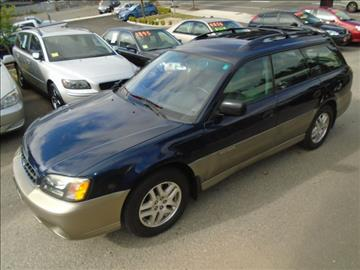 2003 Subaru Outback for sale in Seattle, WA