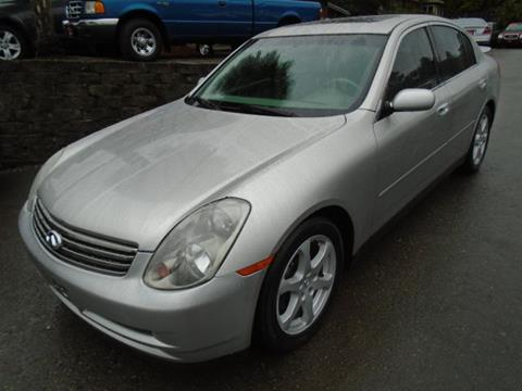 2003 Infiniti G35 for sale in Seattle, WA