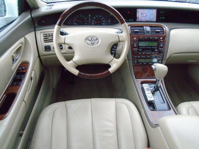 Toyota Avalon XLS Dr Sedan WBucket Seats In Seattle WA - 2004 avalon